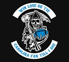 Win Lose Or Tie Carolina Fan Till I Die. Unisex T-Shirt