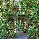 Paronella Park, Mena Creek, North Queensland, Australia by Adrian Paul
