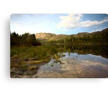 Lake Rosebery 1 Canvas Print
