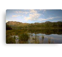 Lake Rosebery 2 Canvas Print