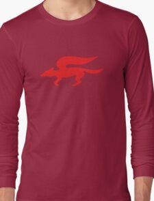 Star Fox Team Retro Logo Long Sleeve T-Shirt