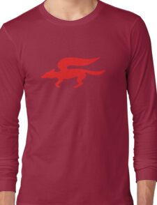 Star Fox Team Retro Logo Long Sleeve T-Shirt