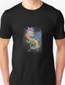 Bright and Vivid Chinese Fire Dragon T-Shirt