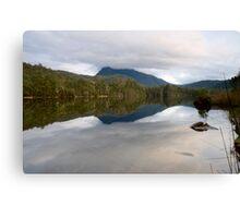 Lake Rosebery 4 Canvas Print