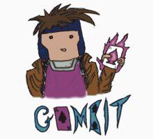 Chibi-ish Style Gambit by jiminyjam