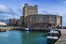 Carickfergus Castle by Yukondick