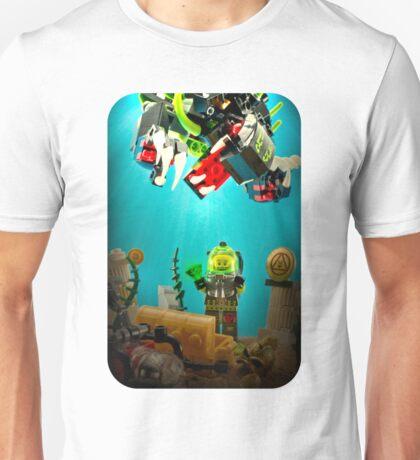 Lost Treasure of Atlantis Unisex T-Shirt