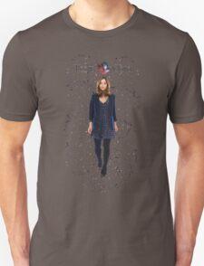 Dr who-Clara Oswald  Unisex T-Shirt
