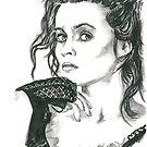 Helena Bonham Carter - Mrs Lovett by Tony Heath