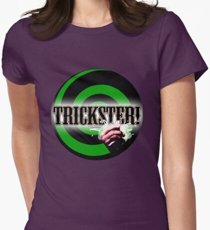 Snap! Trickster Womens Fitted T-Shirt