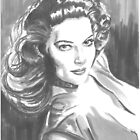 Ava Gardner by tonito21