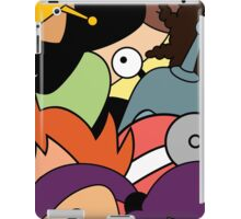 Futurama - 31st Century Family iPad Case/Skin