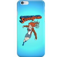 SuperPond iPhone Case/Skin