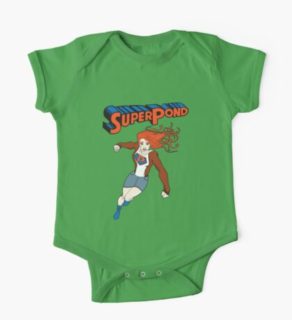SuperPond One Piece - Short Sleeve