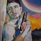 Bounty Hunter by Michael Creese