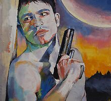 Bounty Hunter by Michael Creese