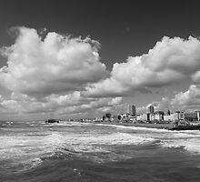 Brighton Beach by Steve Churchill