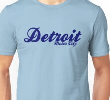 Detroit Motor city Northern Soul  Unisex T-Shirt