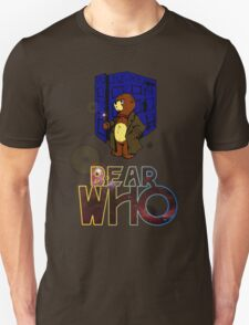 Mad Bear with a Box Unisex T-Shirt
