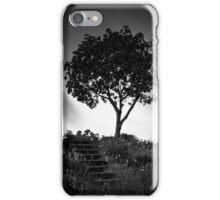 Alone Tree iPhone Case/Skin
