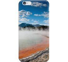 Champagne Lake - iPhone case iPhone Case/Skin