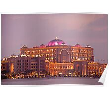 Emirates Palace Poster