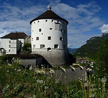 Kufstein Fortress - Austria by Kat Simmons