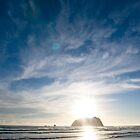 Mount Maunganui - iPhone Case by Aaron Radford
