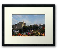 Castletown Castle Isle of Man Framed Print