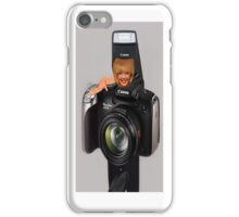 MY CAMERA AND I ~ IPHONE CASE COVER iPhone Case/Skin