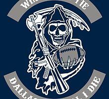 Win Lose Or Tie Dallas Fan Till I Die. by sports-tees