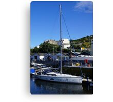 Sailing for Disabled IOM Canvas Print