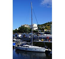 Sailing for Disabled IOM Photographic Print