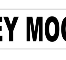 Hey Moon Sticker