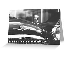Volga front detail Greeting Card