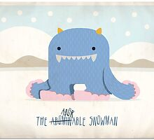 The Adorable Snowman by steppuki