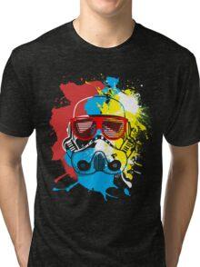Party Trooper Tri-blend T-Shirt