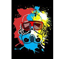 Party Trooper Photographic Print