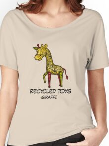 recycled toys 3 Women's Relaxed Fit T-Shirt
