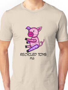 recycled toys 4 Unisex T-Shirt