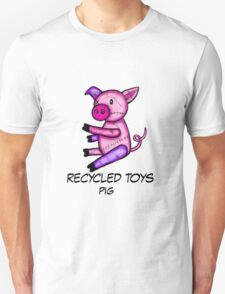recycled toys 4 T-Shirt