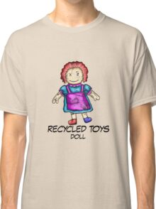 recycled toys 5 Classic T-Shirt