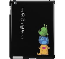 Cute Monsters iPad Case/Skin