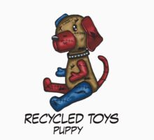 recycled toys 7 by karen sheltrown