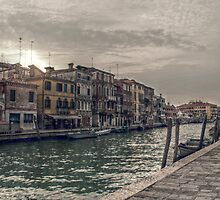 Guglie - Venice by Alvise Busetto