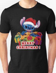 MERRY CHRISTMAS STITCH T-Shirt