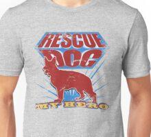 Rescue Dog! My Hero (#1) Unisex T-Shirt