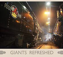 Giants Refreshed by 2cimage