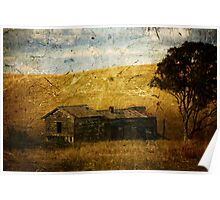 Remnants Of A Rural Dream Life Poster