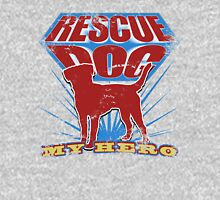 Rescue Dog! My Hero (#3) Unisex T-Shirt